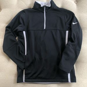 Nike Golf Youth Therma Fit Half Zip Golf 685869